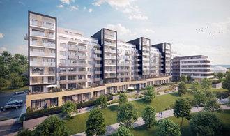 RSJ se spojilo s developerem JRD. V Michli a Troji postaví byty za 600 milionů
