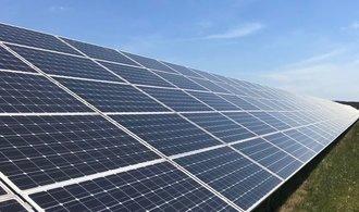 Solární elektrárny opět v kursu. V pololetí přibyl výkon jako loni za celý rok