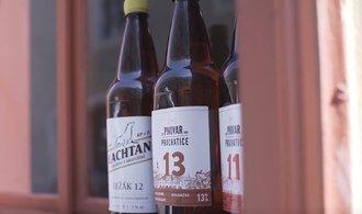Pivní skaut: Prachatický pivovar nabízí útulnou oázu v historickém srdci města