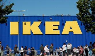 Ikea vzdoruje krizi nad očekávání dobře. Česku a dalším osmi zemím vrátí státní pomoc