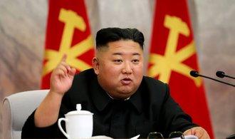 Kim Čong-un zahájil bitvu. Vůdce Severní Koreje chce pozvednout ekonomiku. Deadline je 80 dní
