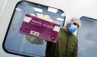 Remdesivir je blíže k léčbě pacientů s onemocněním covid-19