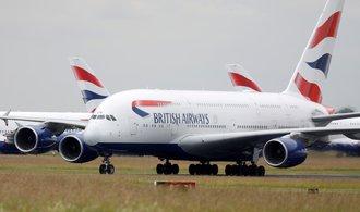 Aerolinky British Airways propustí stovky pilotů. Celkem přijde o práci asi 12 tisíc lidí