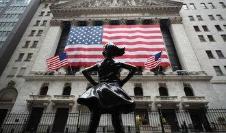 Ekonomika Spojených států rostla ve čtvrtletí rekordním tempem