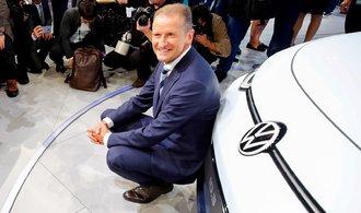 Nekončí jen šéf Škody Auto. Personálně se otřásá celý koncern Volkswagen