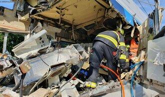 OBRAZEM: Tragické střety vlaků. Podívejte se na pět nejhorších železničních nehod v české historii