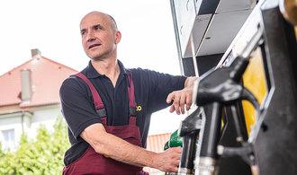 Šéf benzínek Tank Ono Ondra: Marže na dálnici může být i pět korun