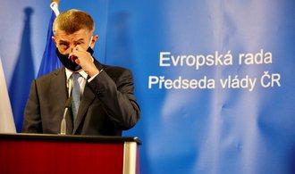Peníze z fondu obnovy EU by Česko mělo využít pro autoprůmysl a zdravotnictví, míní Babiš