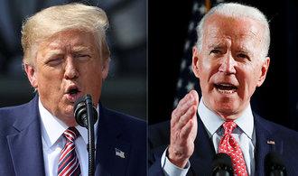 Volební debaty USA: Trump v posledním duelu lhal o nové vakcíně, Biden uznal starou chybu