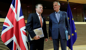 Brexitová dohoda stále vázne na rybolovu. Vyjednavači ale hlásí jistý pokrok