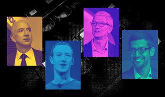Bezos: Zkoumání postavení Amazonu je na místě. Zuckerberg musel obhajovat nákup Instagramu