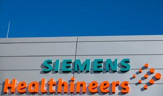 Siemens koupí za miliardy dolarů firmu vyrábějící přístroje a software na léčbu rakoviny