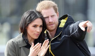 Princ Harry s manželkou Meghan si plní hollywoodský sen. Budou natáčet filmy a pořady pro Netflix