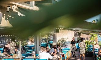 باغ های رستوران باز می شوند ، شرایطی را که می توانید وارد رستوران شوید مشاهده کنید
