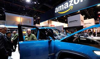 Amazon dal Mercedesu obří zakázku. Do evropské flotily koupí 1800 elektrických dodávek