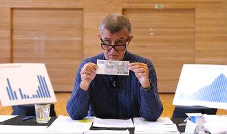 Důchodci dostanou pětitisícový příspěvek, rozhodla vláda