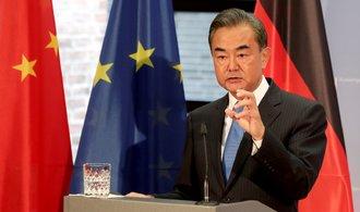Vystrčilova návštěva Tchaj-wanu je podle Pekingu za hranou. Šéf německé diplomacie se Česka zastal