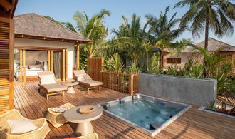 Hotelový komplex RSJ na Zanzibaru je na prodej. Ostrovu se vyhýbají letecké linky