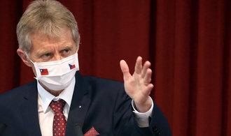 Vystrčil: Tchajwanské firmy jsou ochotné jít do Evropy přes Česko