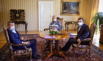 Glosa Petra Peška: Prezidentova cena