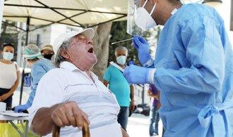 Výsledek za 15 minut. Do Evropy míří nový rychlotest na koronavirus