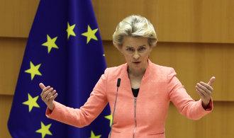 """Přitvrďme proti emisím, burcuje šéfka Evropské komise. Nabádá k """"zelenému růstu"""