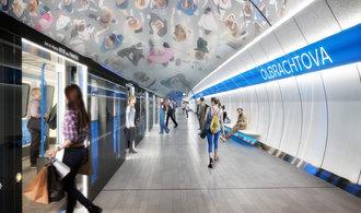 Pražský dopravní podnik dostane miliardovou injekci od magistrátu. Půjde na metro D nebo opravy kolejí