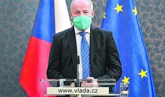 Nárůst počtu případů covidu v ČR podruhé v řadě překonal rekord