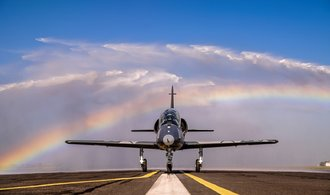 Aero Vodochody dodá první modely L-39NG. Zákazník z Asie za letouny zaplatí miliardy