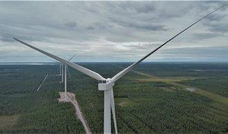 Krsek ve Finsku postavil větrnou farmu. Chystá čtyři další, i když bez dotací
