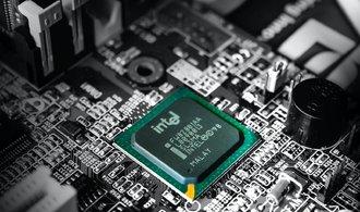 Intelu dochází dech. A jeho akcie padají