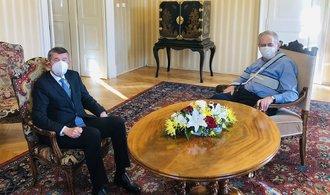 Glosa Petra Peška: Hradní daňový faktor