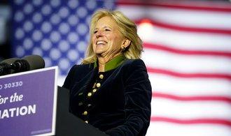 Kdo je budoucí první dáma Jill Bidenová? Učitelka, která se profese nevzdá ani nyní