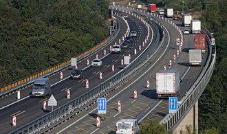 Modernizace dálnice D1 do roka skončí. Řidiči přes nadcházející zimu projedou bez omezení