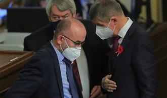 Nouzový stav v Česku bude platit do 12. prosince. Opatření potvrdila vláda