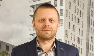 Ceny bytů se budou navyšovat jen o inflaci, soudí šéf MSI Capital Malík