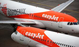 Nízkonákladové aerolinky EasyJet poprvé prodělaly