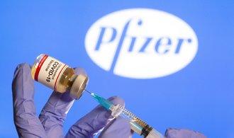 Pfizer žádá v USA o souhlas s nouzovým nasazením své vakcíny. Očkovat by se mohlo už v prosinci