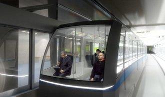 Praha chystá metro bez strojvedoucích. Vyjde na desítky miliard, vyjet by mohlo za šest let