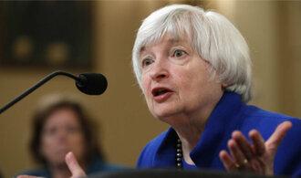 Bidenovou ministryní financí bude zřejmě exšéfka Fed a Trumpova kritička Yellenová