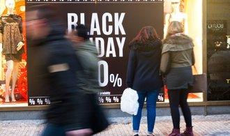 Přísliby Black Friday: Extrémně zatížené servery a rekordní tržby přes miliardu korun