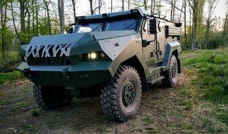 Armáda shání nový typ obrněnců. Utratí miliardy, uspět mohou Tatra i Zetor