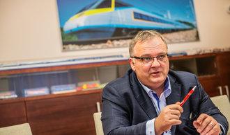 České dráhy si přichystaly desetimiliardový balík půjček. Mohou tak nakoupit vlaky