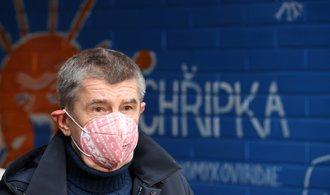 Babiš: Nemocnice jsou připraveny začít očkovat proti covidu už 27. prosince