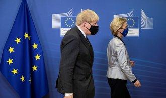 Co Británie s EU vlastně dohodly? Přehled hlavních bodů postbrexitu