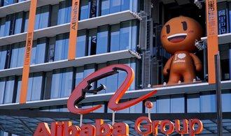 Akcie Alibaby se razantně propadly. Stáhly dolů i další čínské internetové kolosy