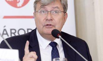 Bývalá Janstova advokátní kancelář nese jméno syna miliardáře Chrenka