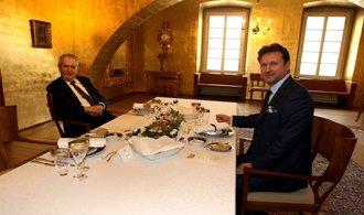 Glosa Petra Peška: Msta a bojácnost na Hradě