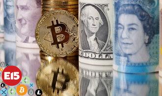 Krypto-graf týdne: Bitcoin střídá jeden razantní pokles za druhým. Velcí hráči ale hned přikupují
