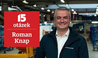 Je velice lehké kopnout si do České pošty, říká její generální ředitel Roman Knap